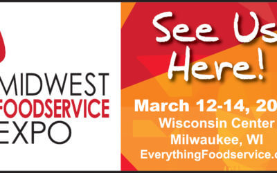 OneEvent to Present, Exhibit at Midwest Foodservice Expo March 12-14