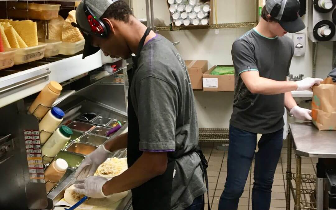 OnePrevent Installed in Green Bay Area Taco Bell Restaurants